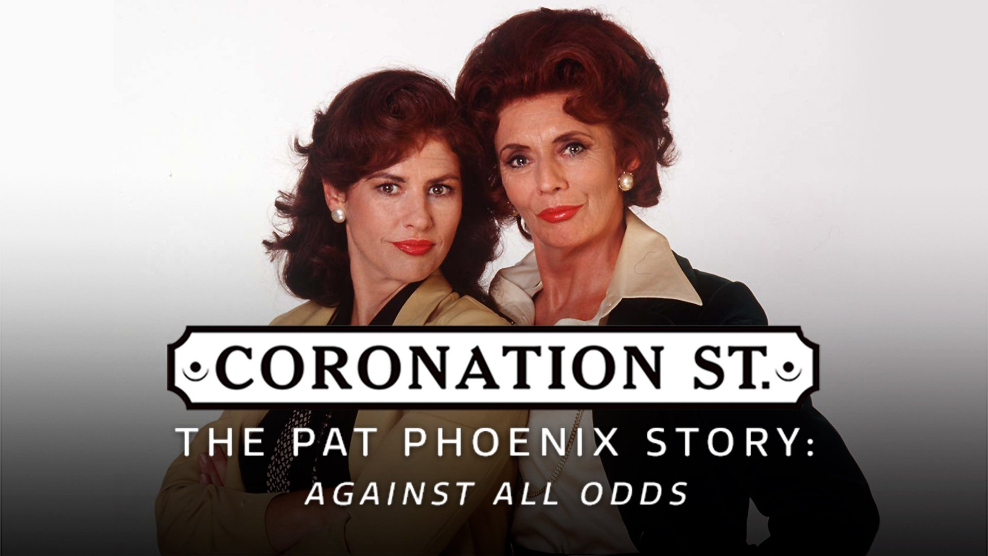 Coronation Street: The Pat Phoenix Story on BritBox UK