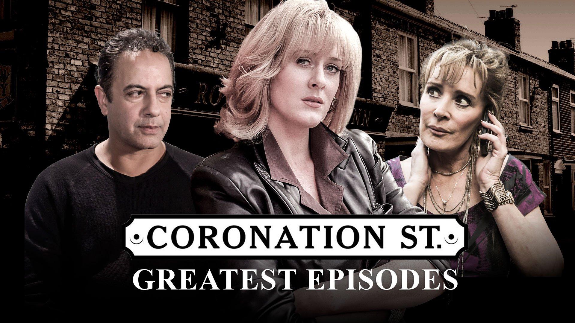 Coronation Street: Greatest Episodes on BritBox UK