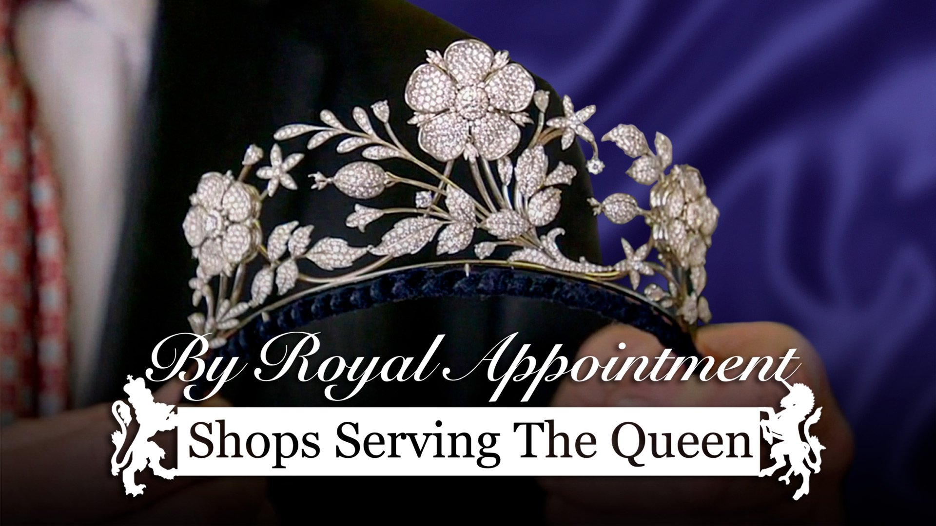 By Royal Appointment: Shops Serving the Queen on BritBox UK