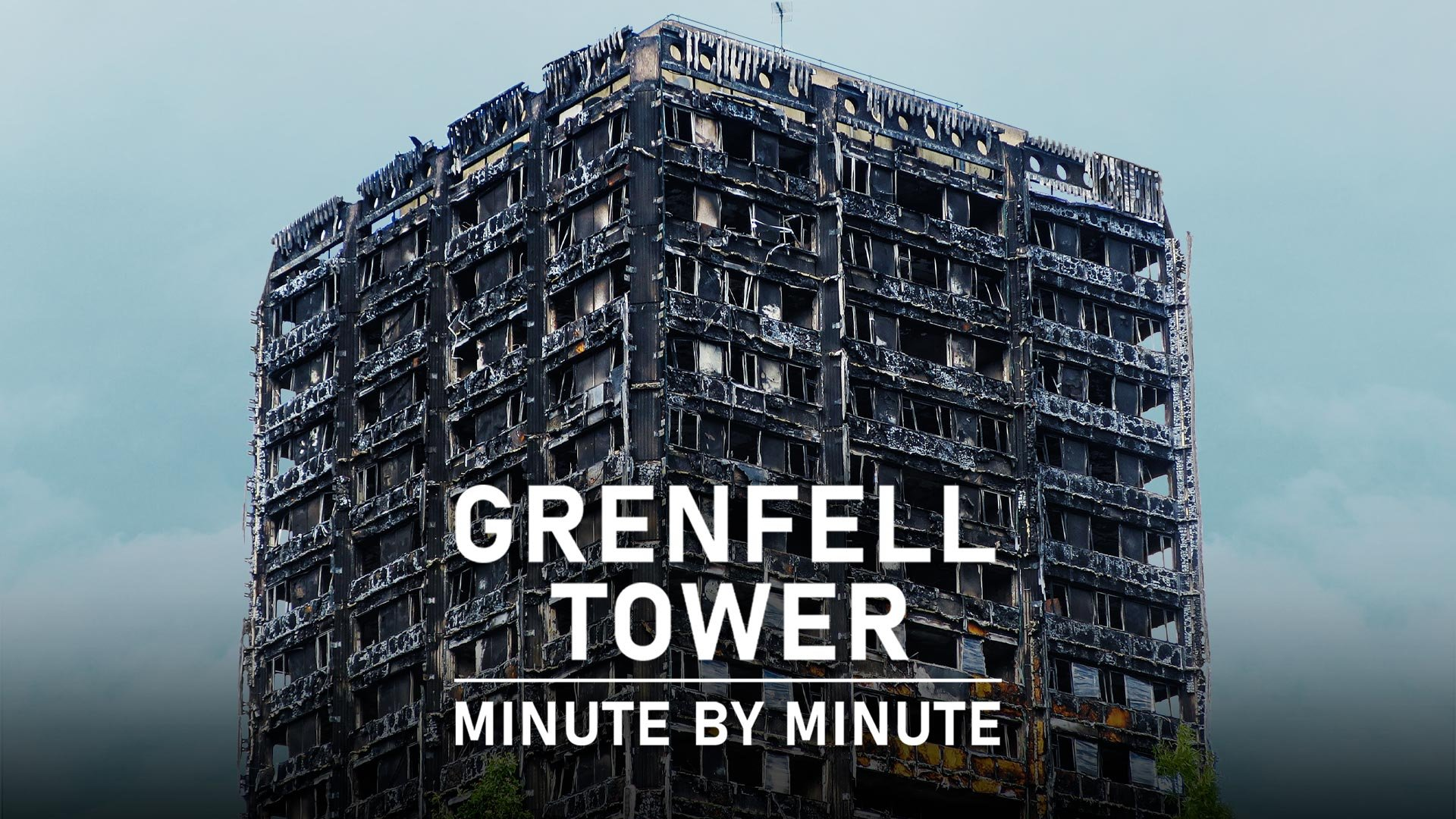 Grenfell Tower: Minute By Minute on BritBox UK