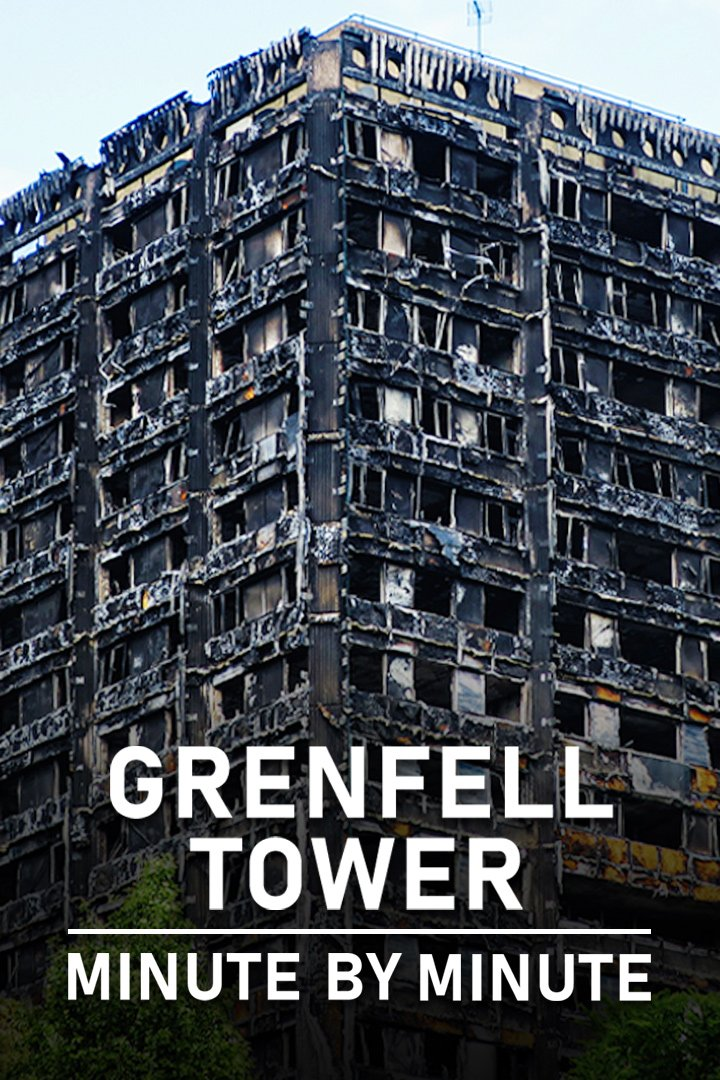 Grenfell Tower: Minute By Minute