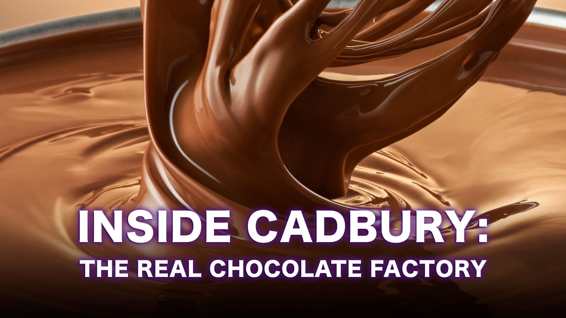 Inside Cadbury: The Real Chocolate Factory on BritBox UK