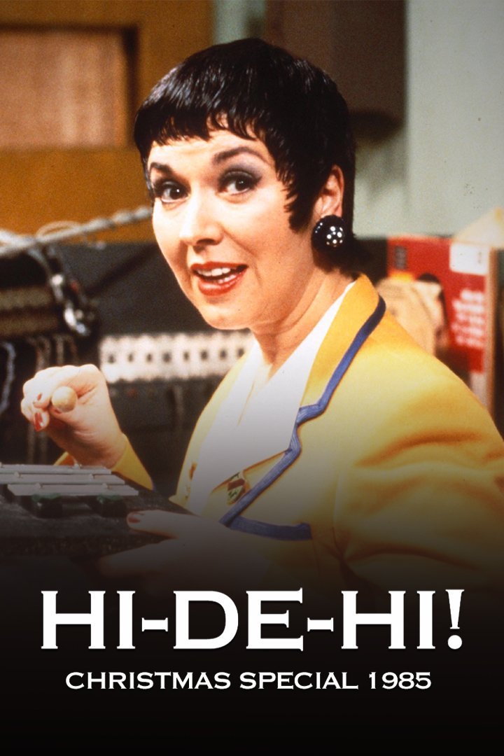 Hi De Hi! Christmas Special 1985: The Great Cat Robbery