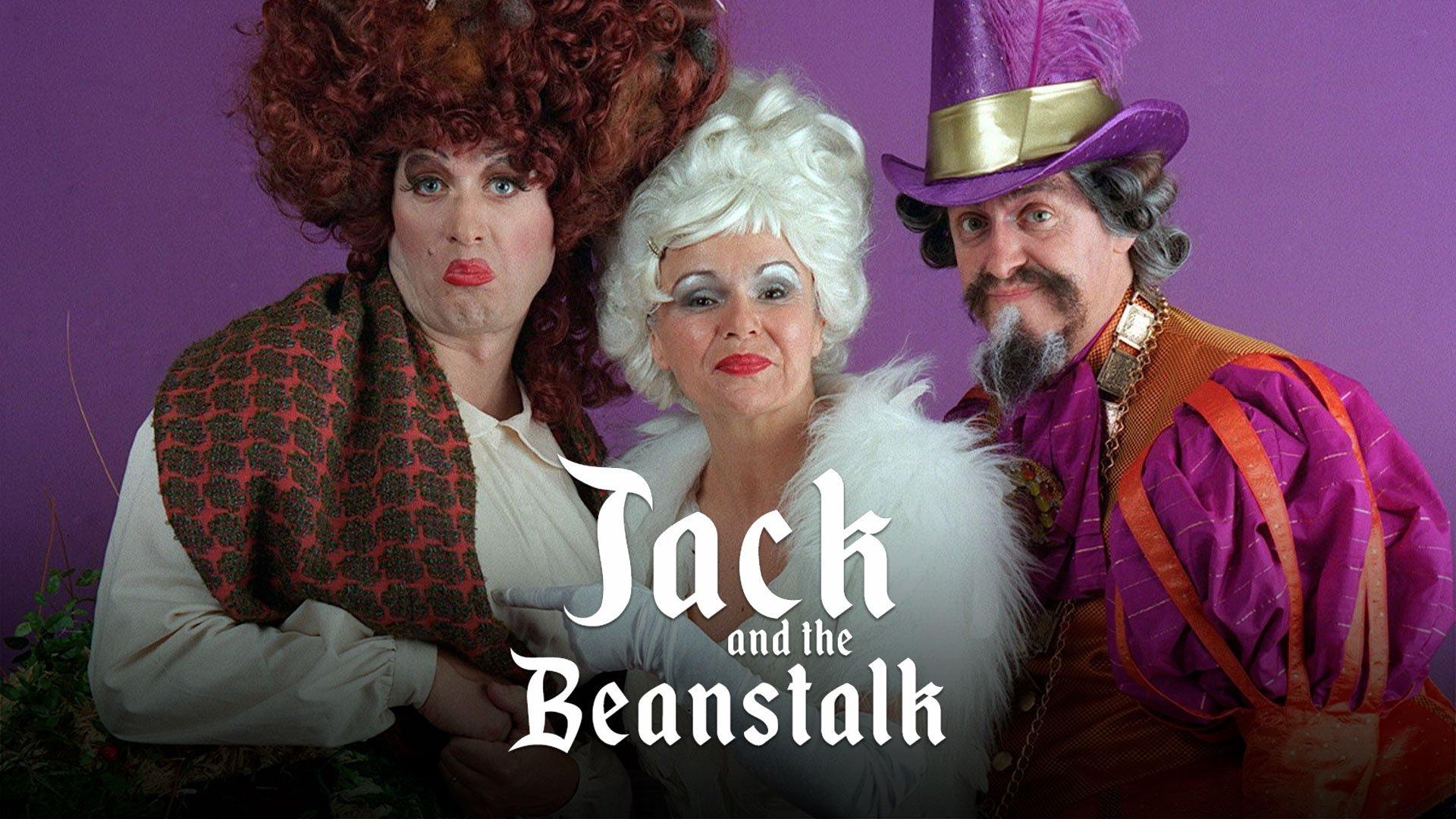Jack and the Beanstalk on BritBox UK