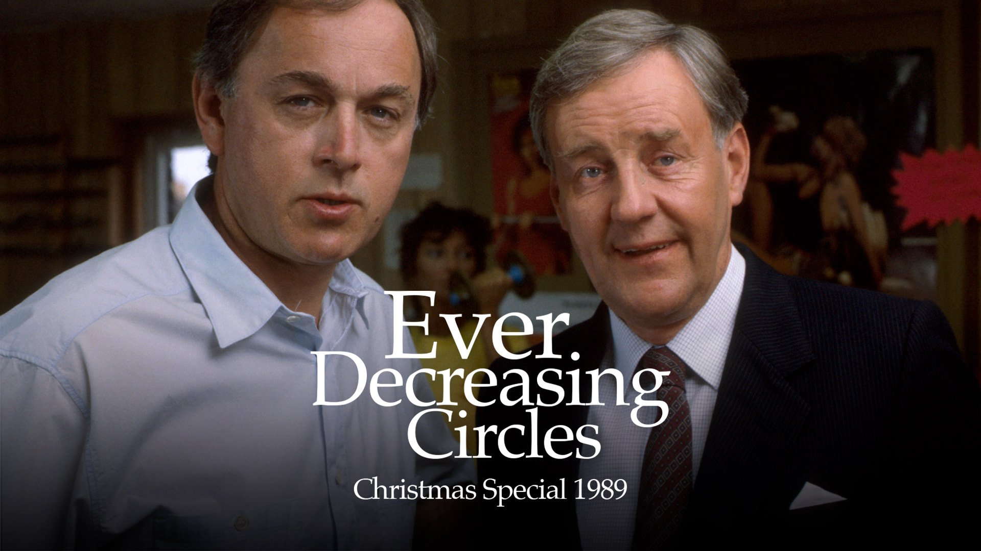 Ever Decreasing Circles Christmas Special 1989 on BritBox UK