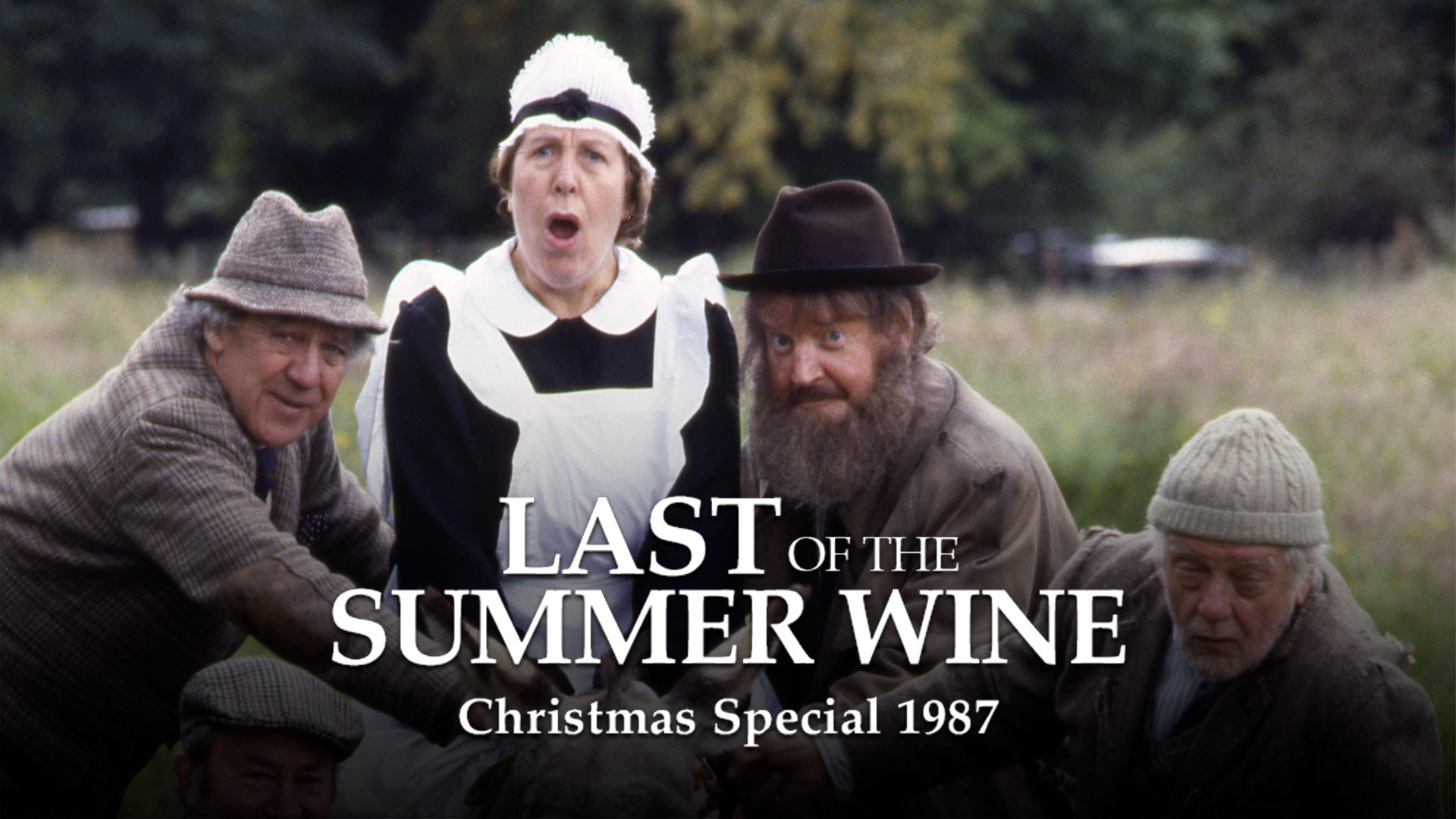 Last of The Summer Wine Christmas Special 1987: Big Day at Dream Acres on BritBox UK