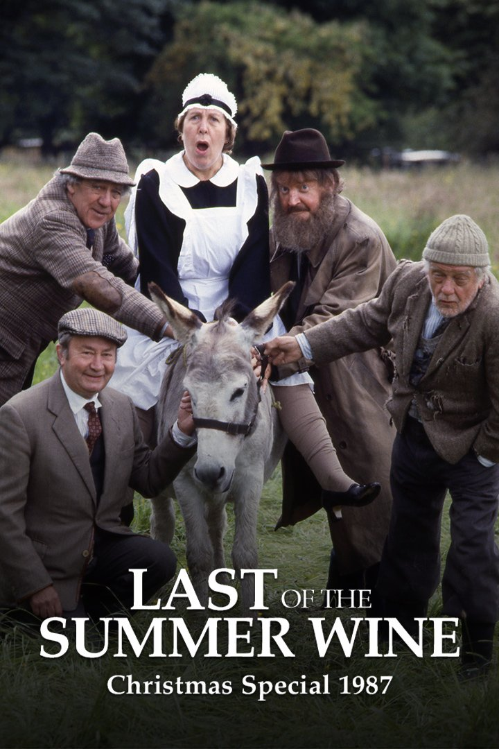 Last of The Summer Wine Christmas Special 1987: Big Day at Dream Acres