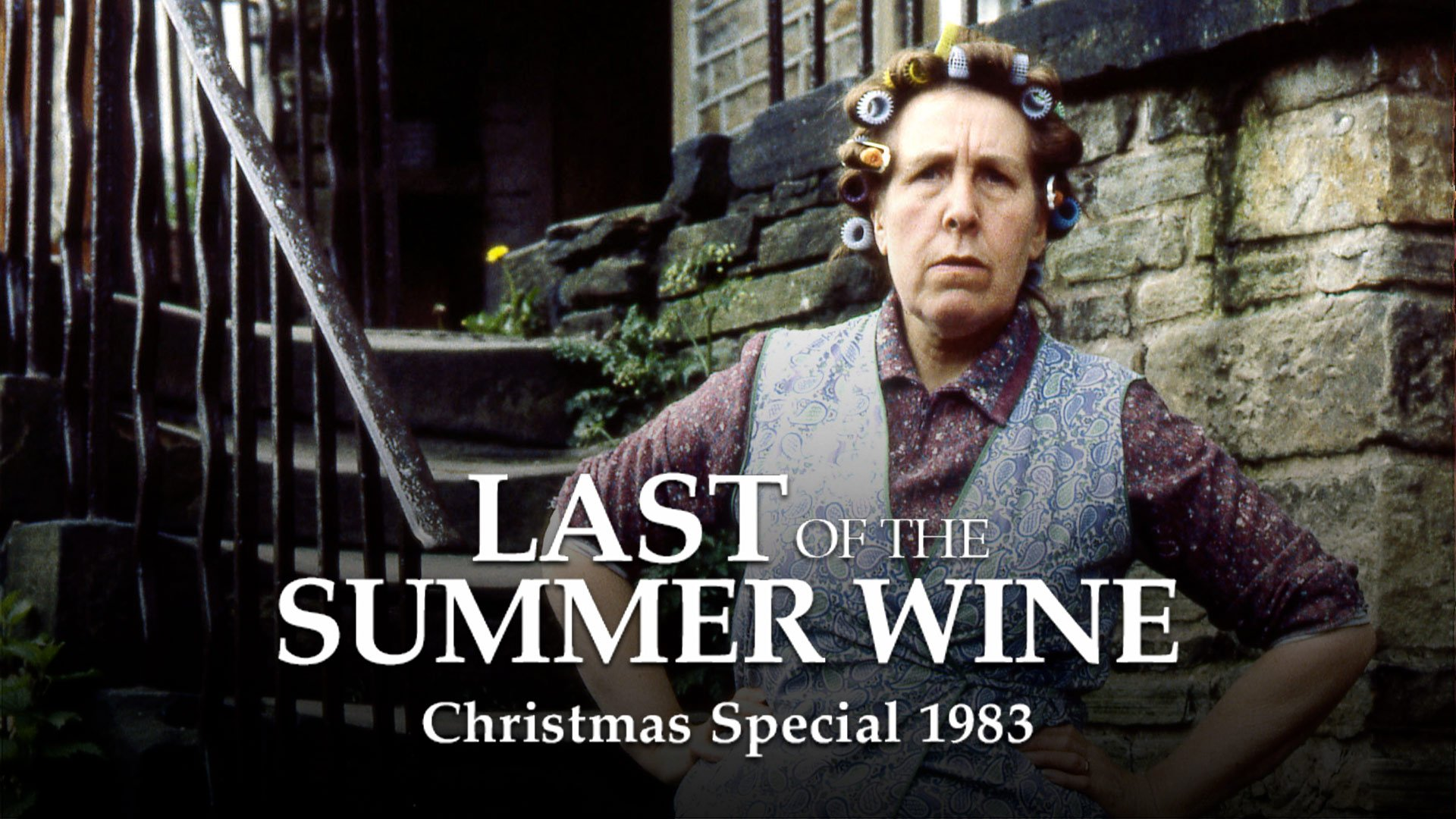 Last Of The Summer Wine Christmas Special 1983: Getting Sam Home on BritBox UK