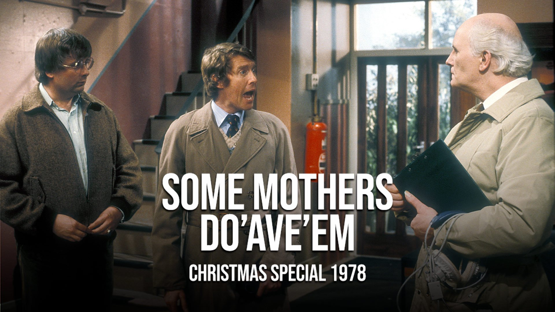 Some Mothers Do 'Ave 'Em Christmas Special 1978 on BritBox UK