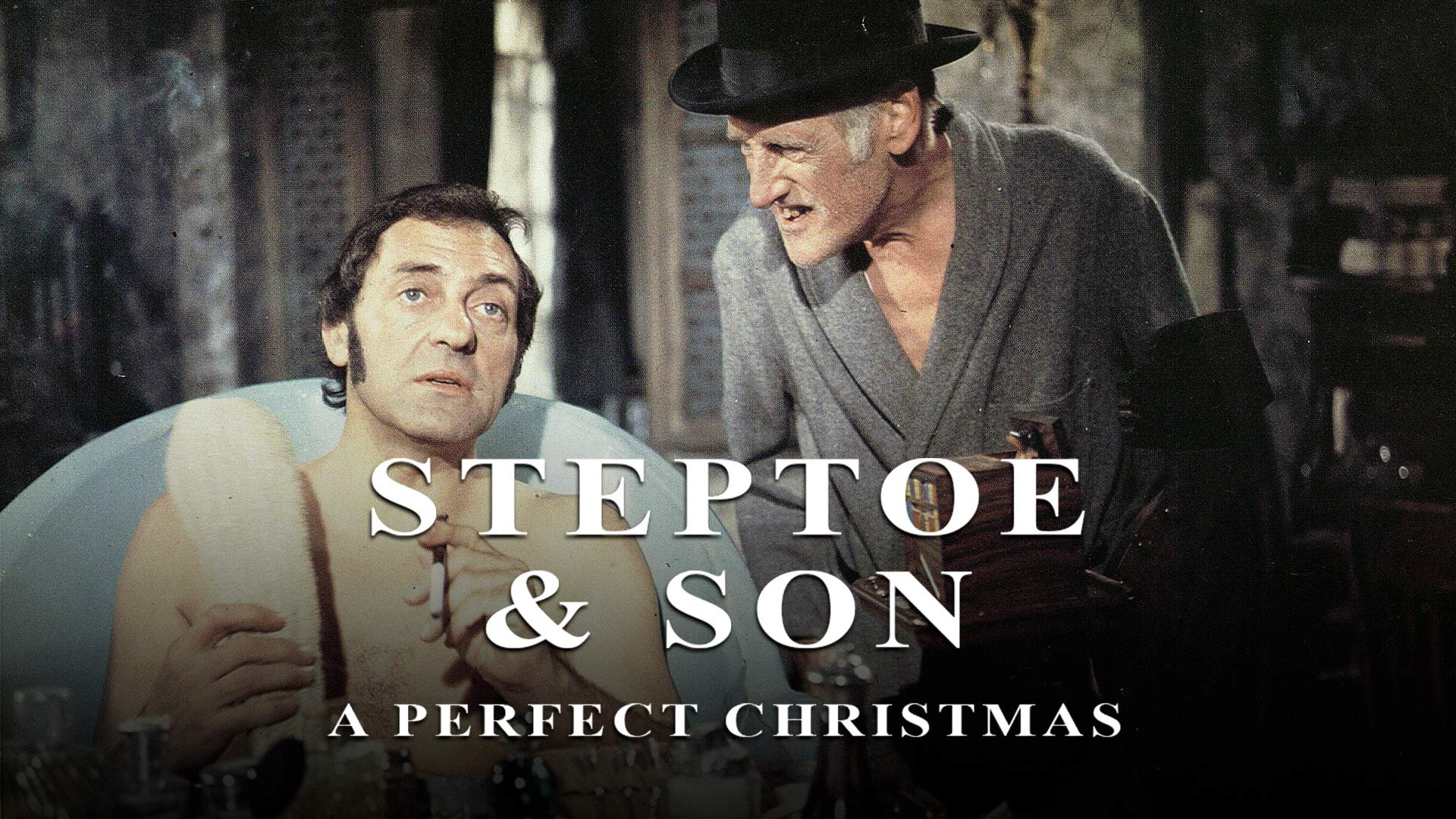 Steptoe & Son: A Perfect Christmas on BritBox UK