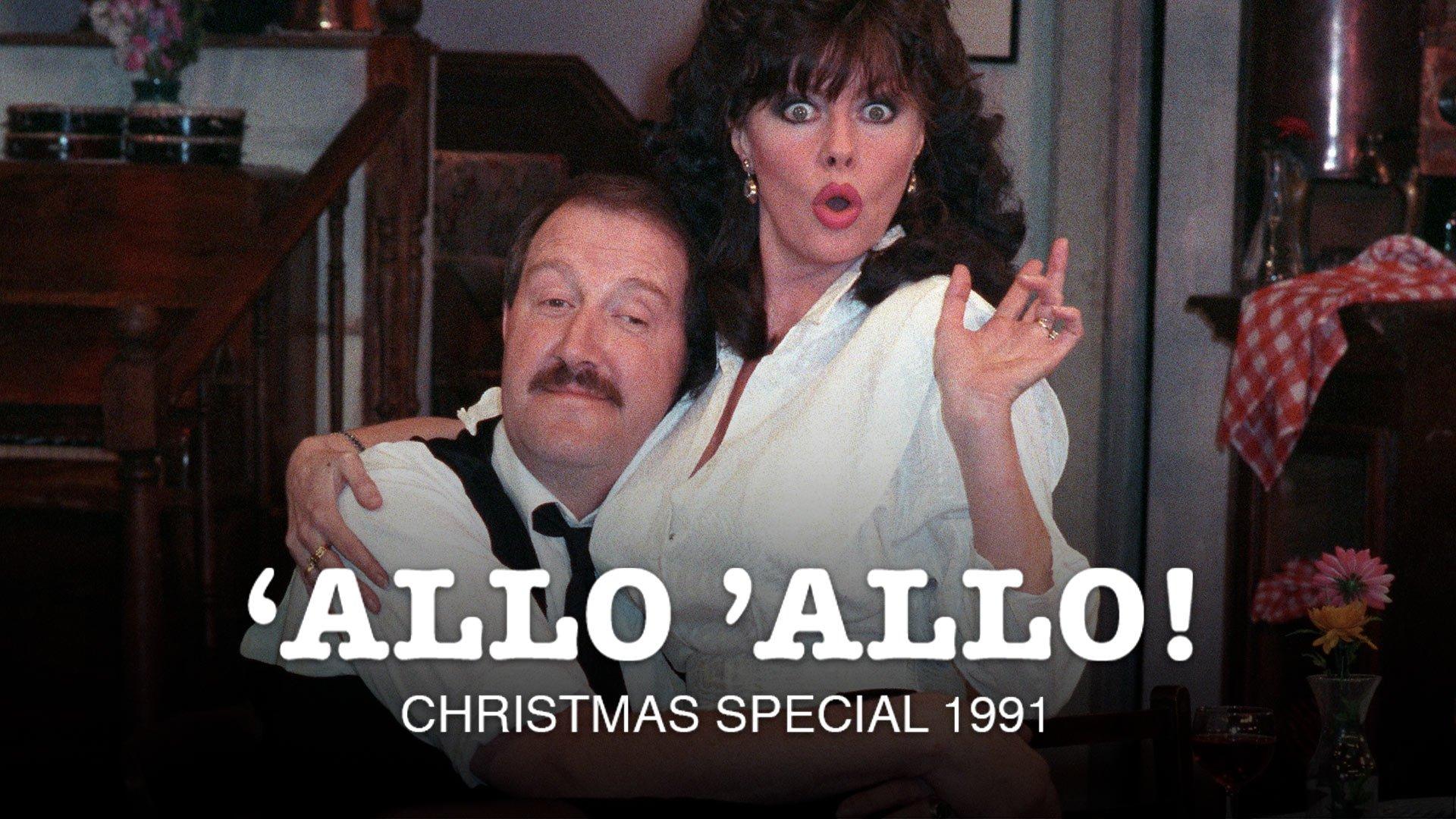 'Allo, 'Allo! Christmas Special 1991 on BritBox UK