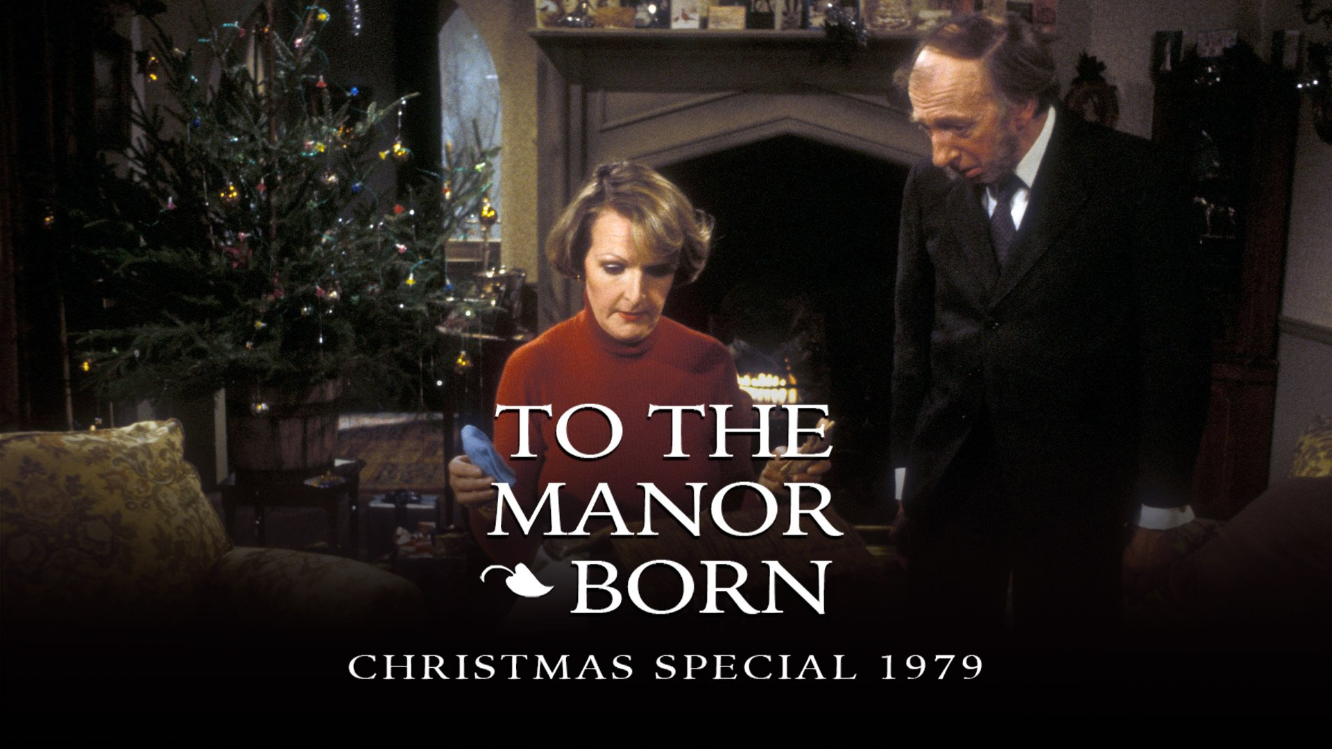 To the Manor Born Christmas Special 1979 on BritBox UK