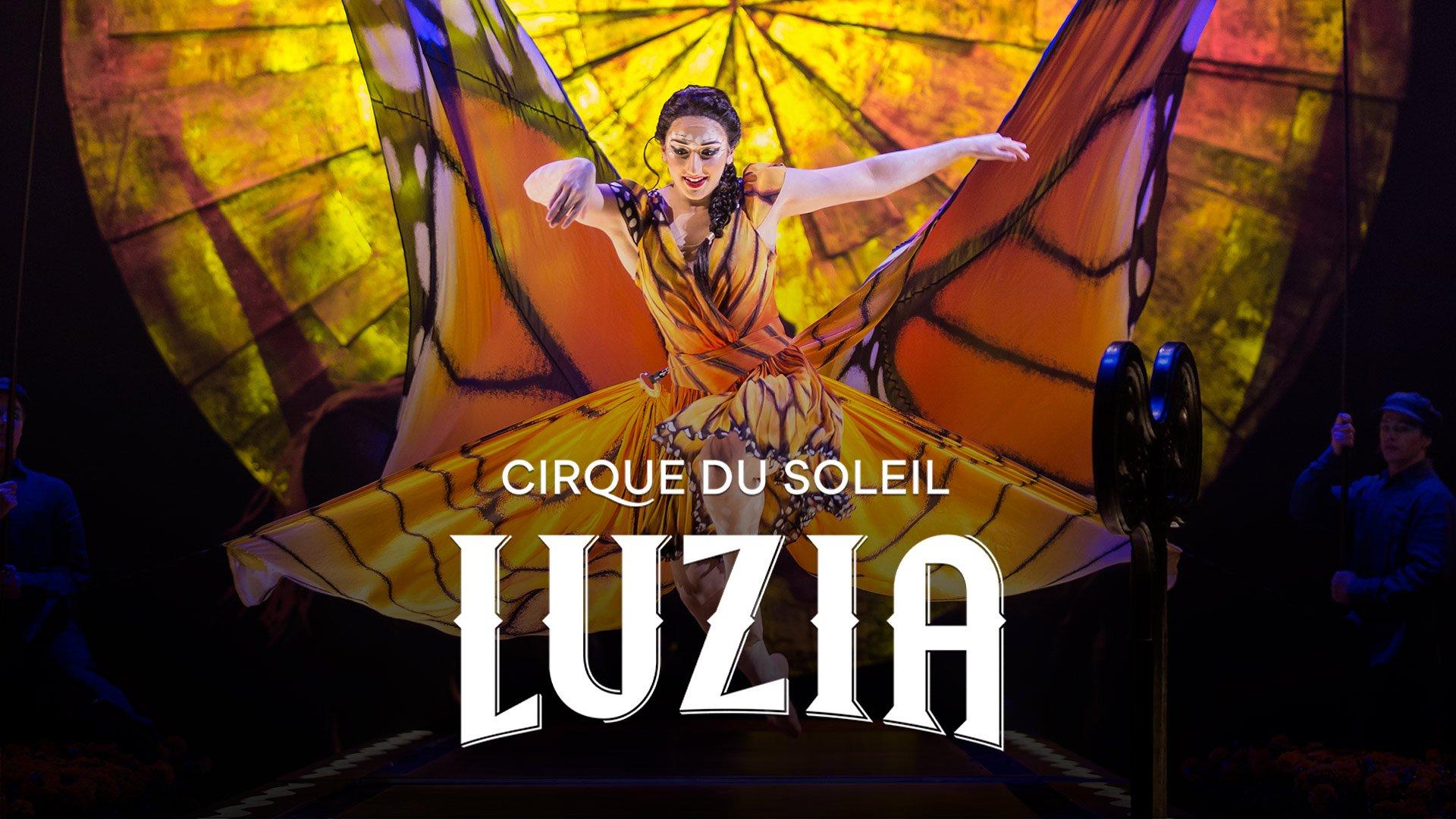 Cirque Du Soleil - Luzia on BritBox UK