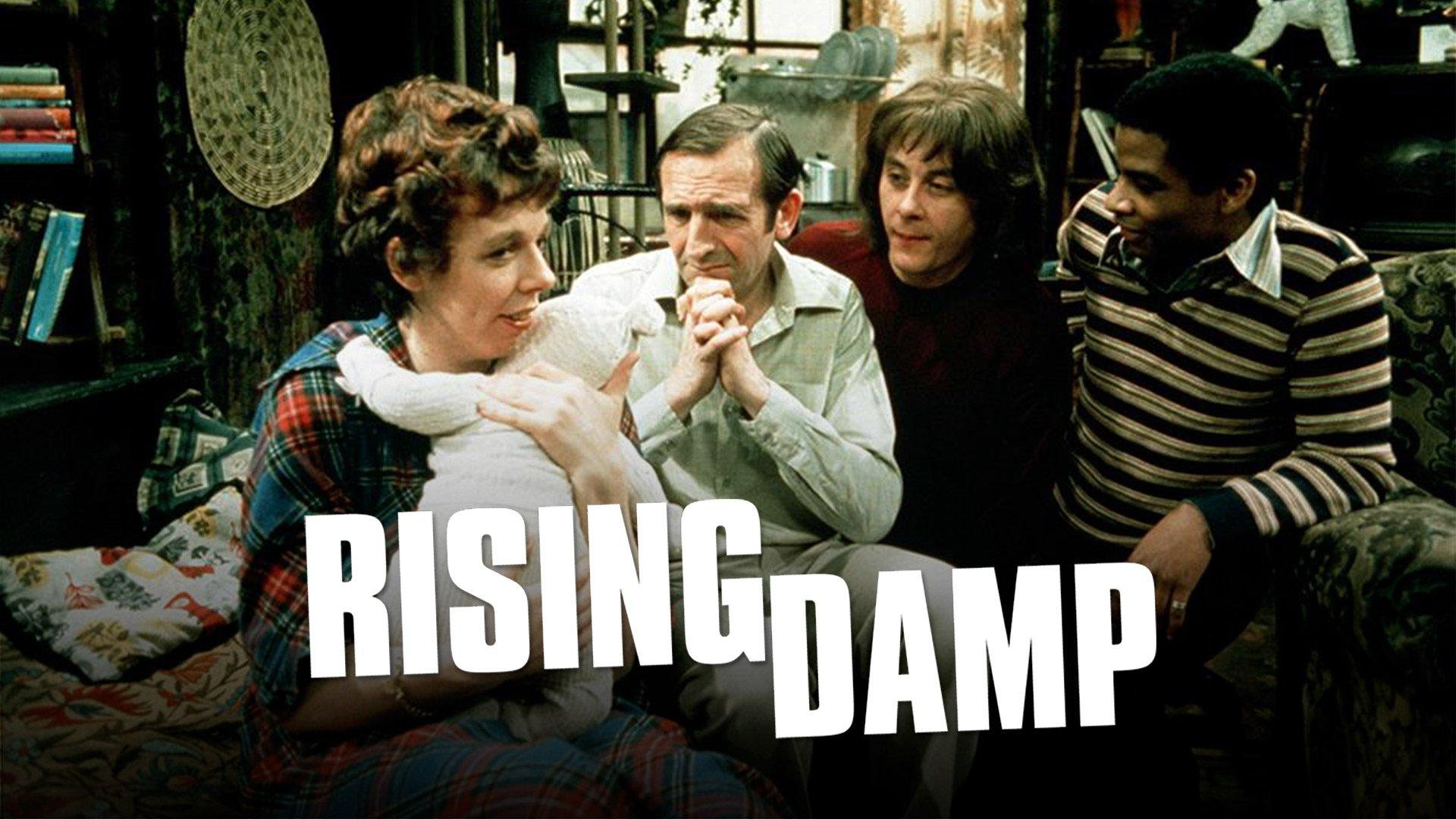 Rising Damp on BritBox UK
