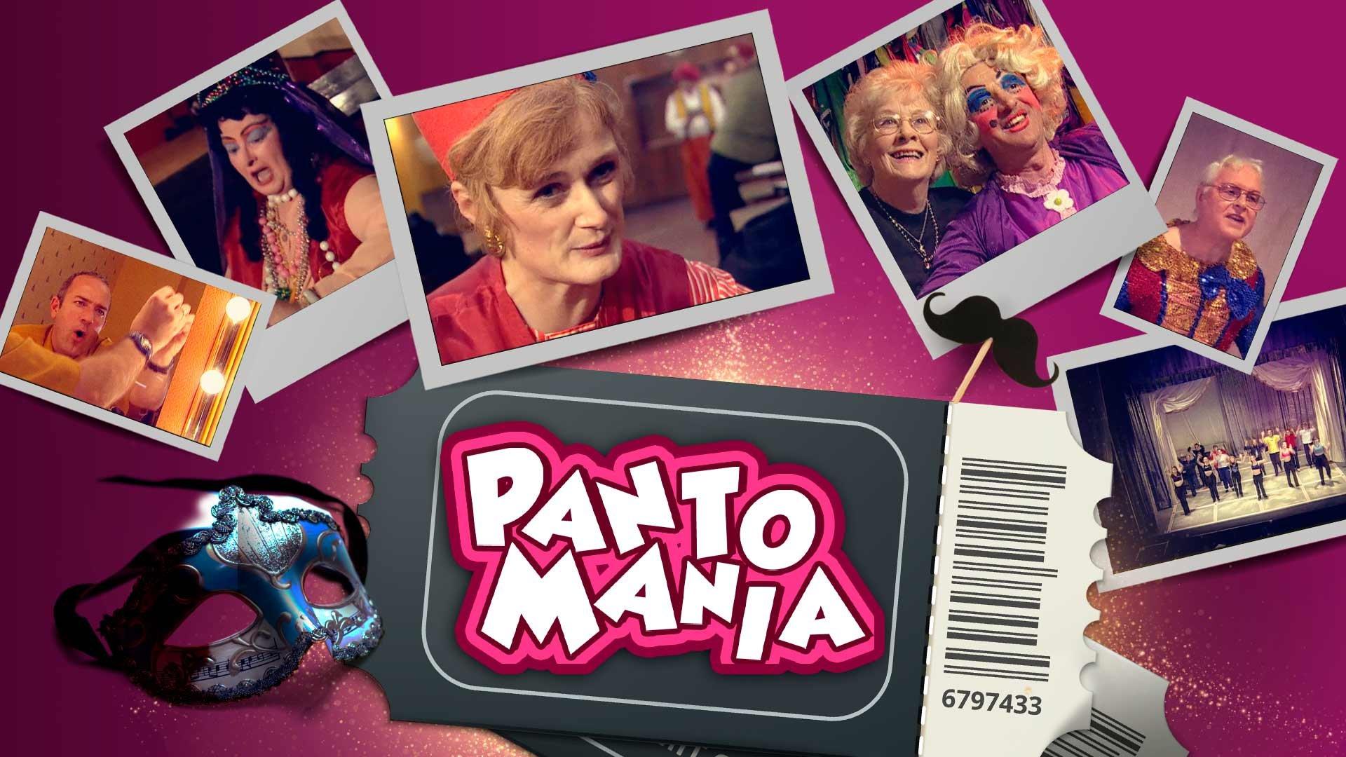 Panto Mania on BritBox UK
