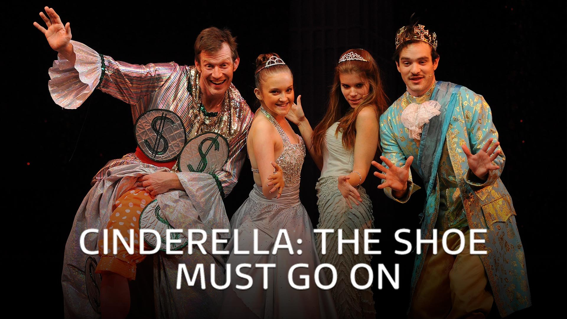 Cinderella: The Shoe Must go on on BritBox UK