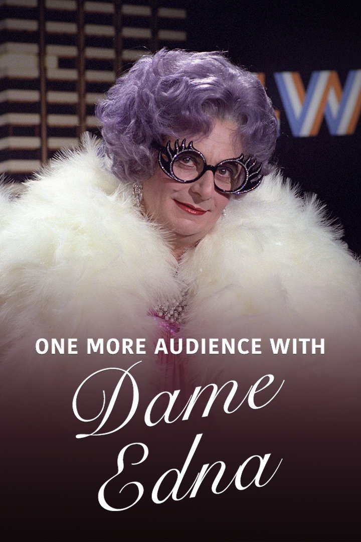 One More Audience with Dame Edna