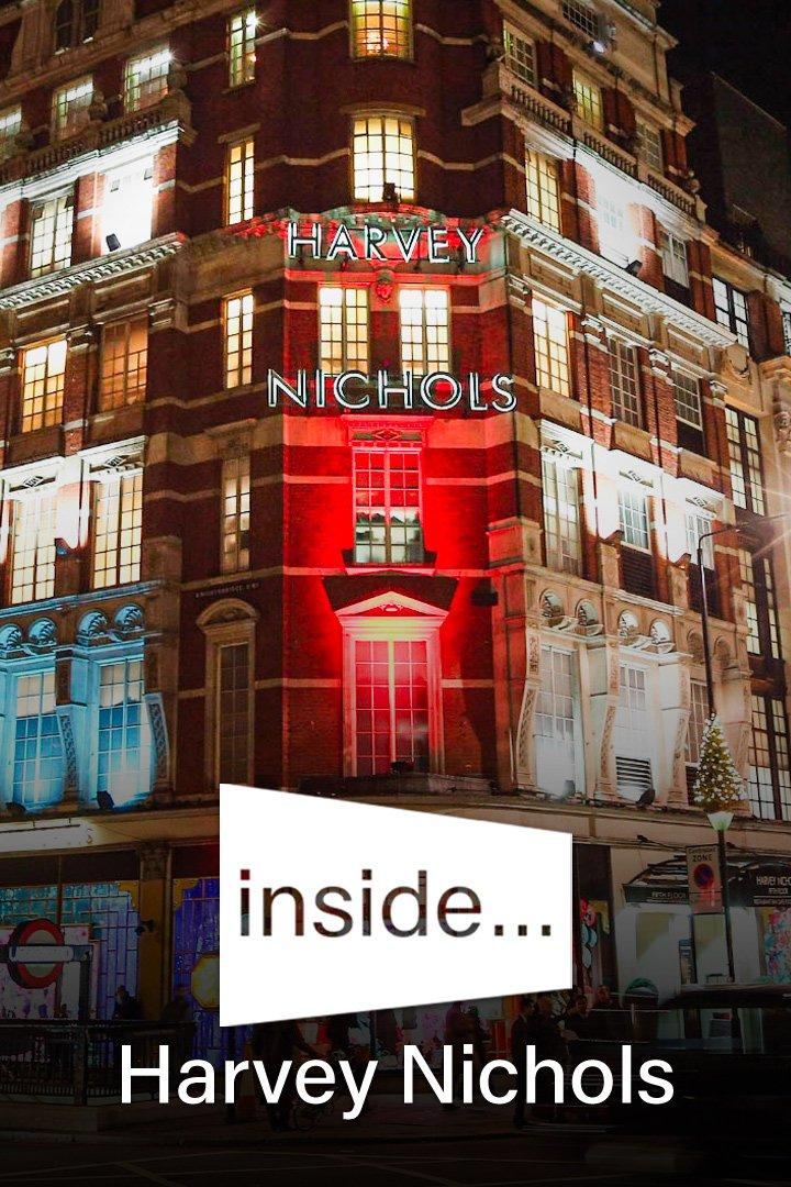 Inside Harvey Nichols