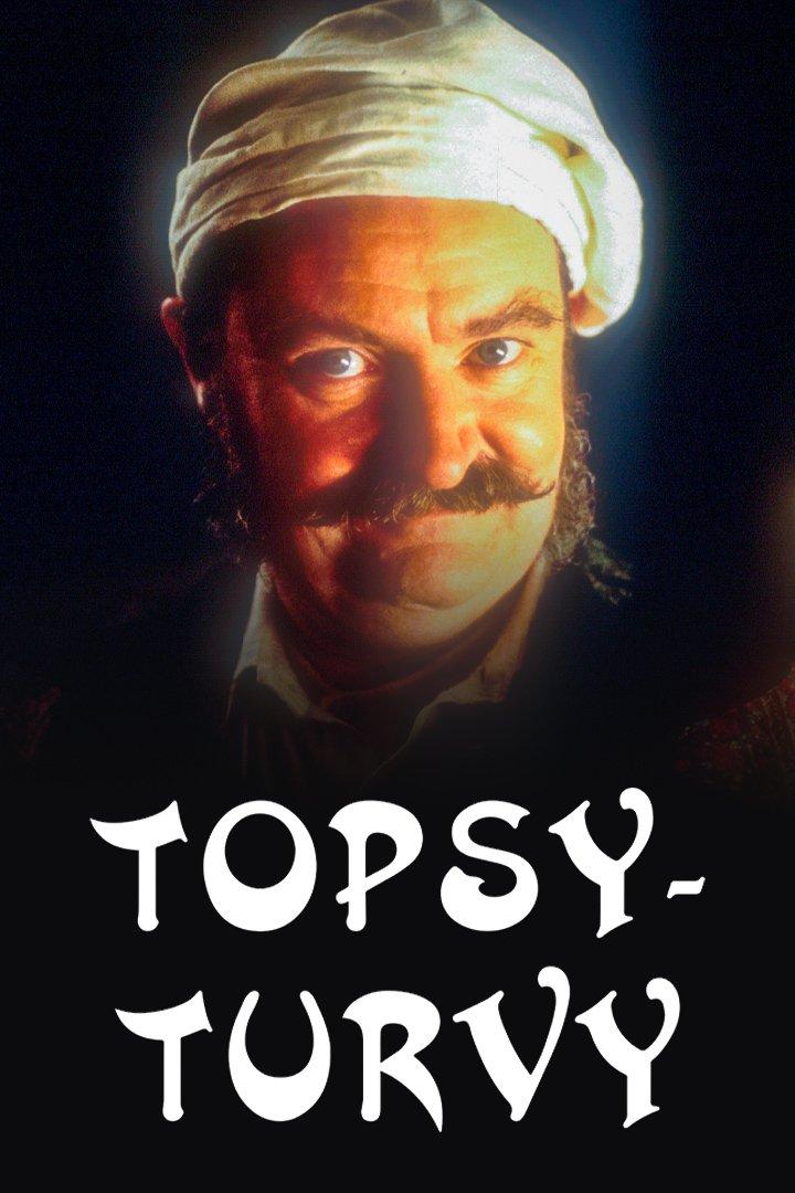 Topsy Turvy on BritBox UK