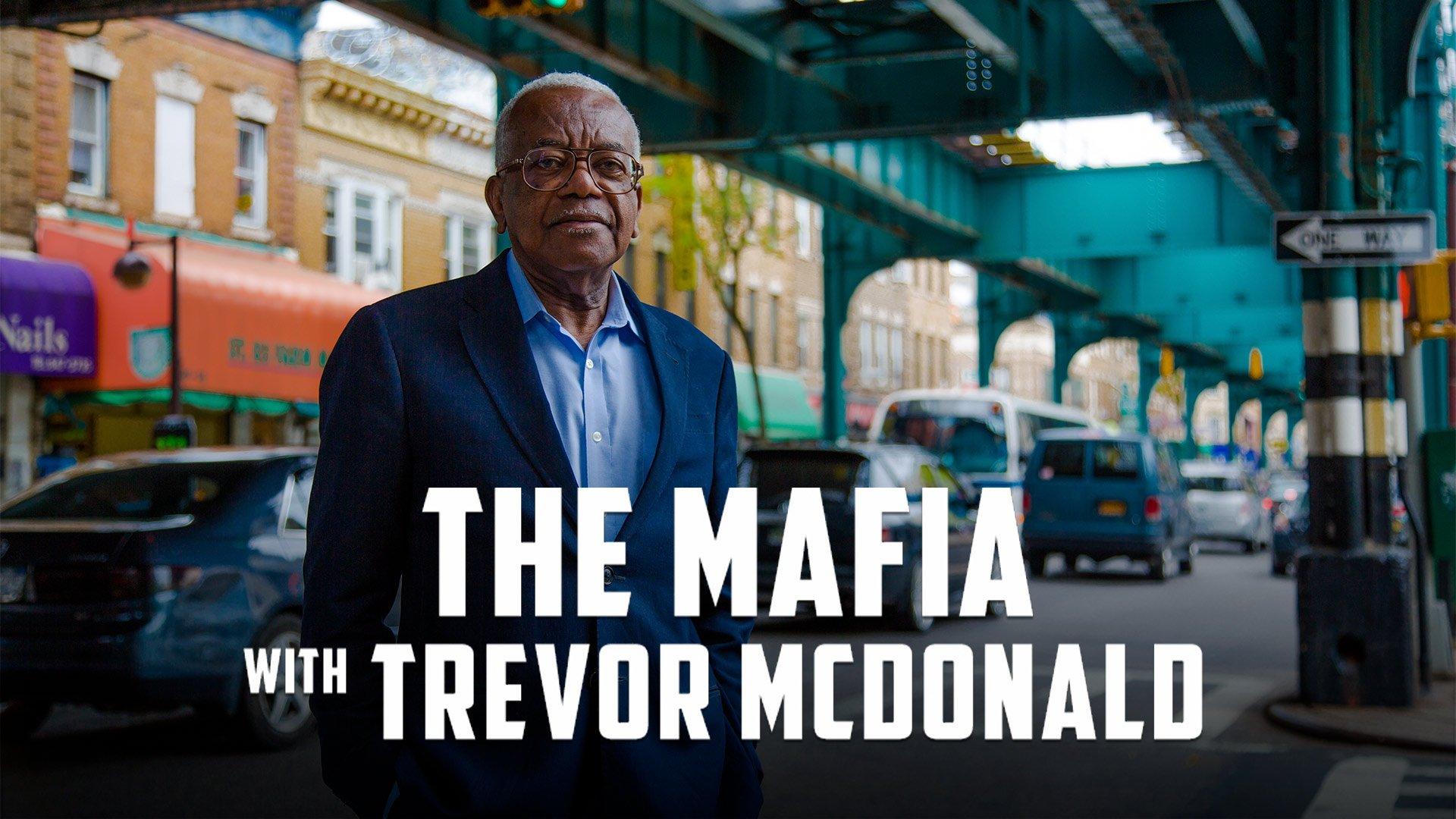 The Mafia with Trevor McDonald on BritBox UK