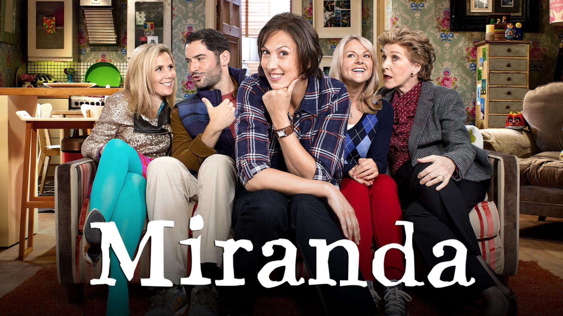 Miranda on BritBox UK