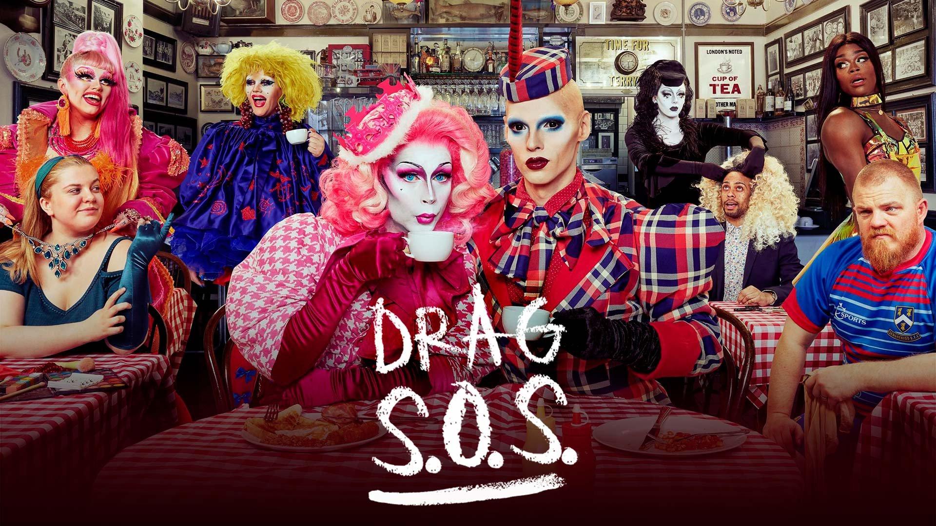 Drag S.O.S on BritBox UK