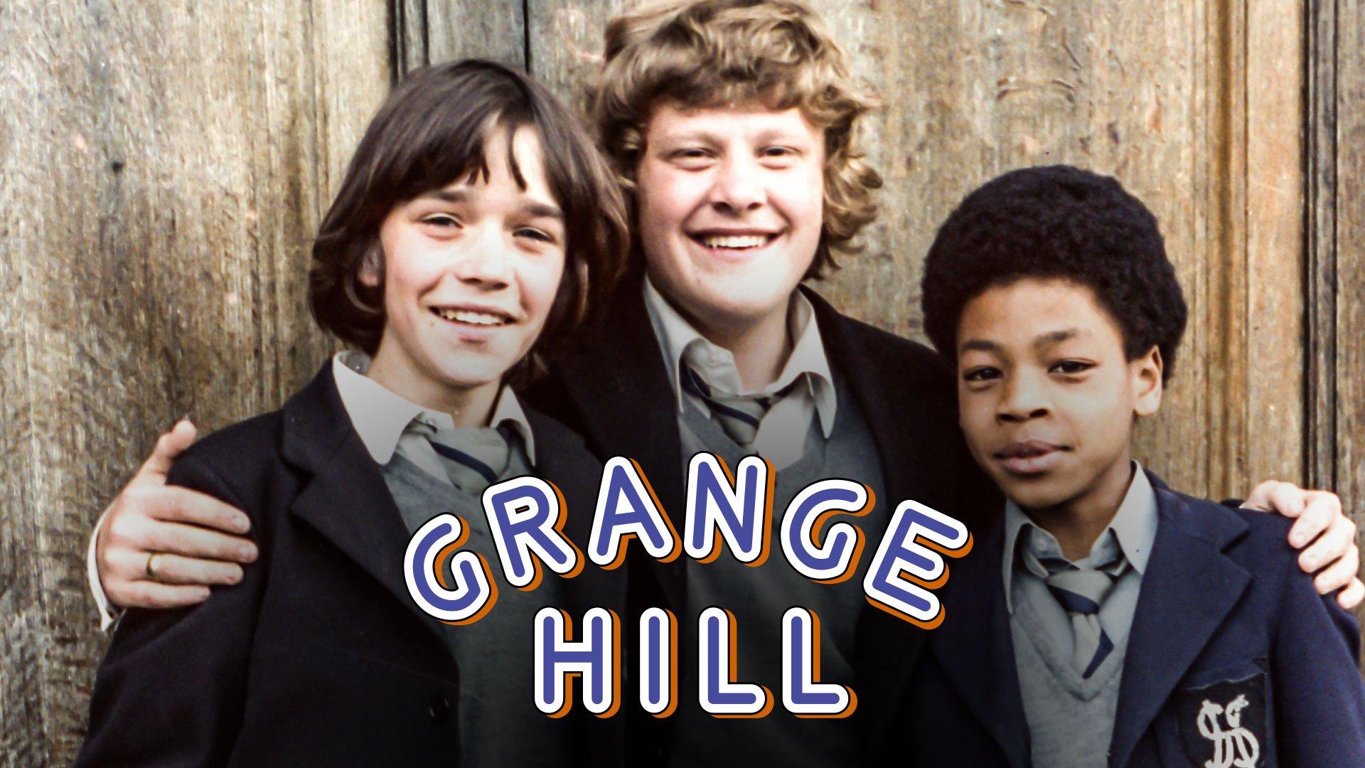 Grange Hill on BritBox UK
