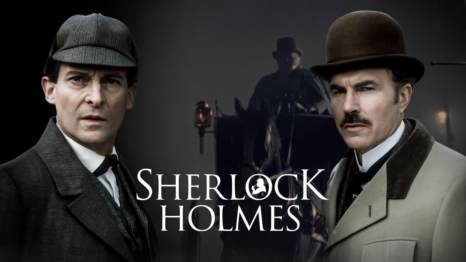 Sherlock Holmes on BritBox UK