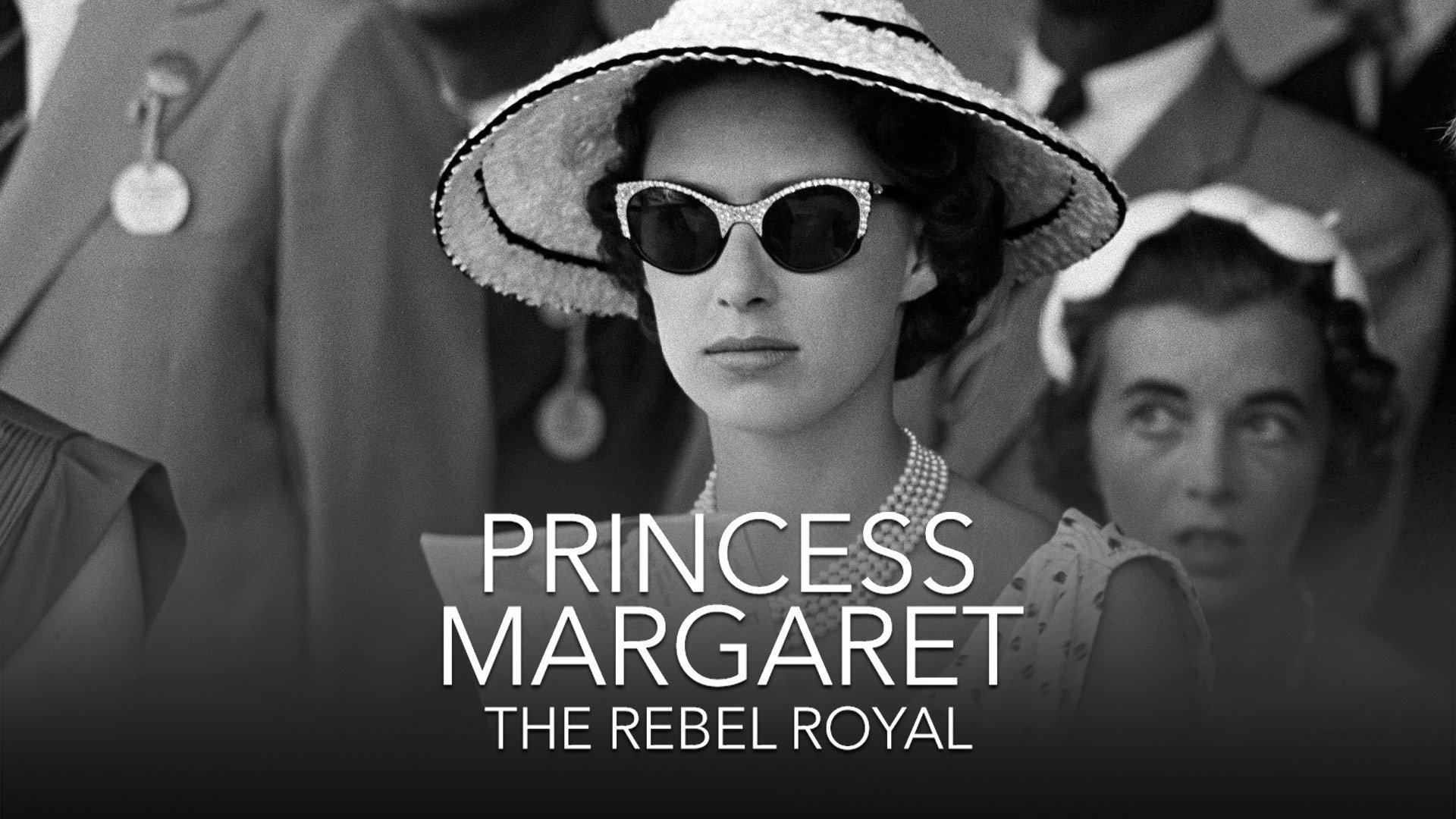 Princess Margaret: The Rebel Royal on BritBox UK