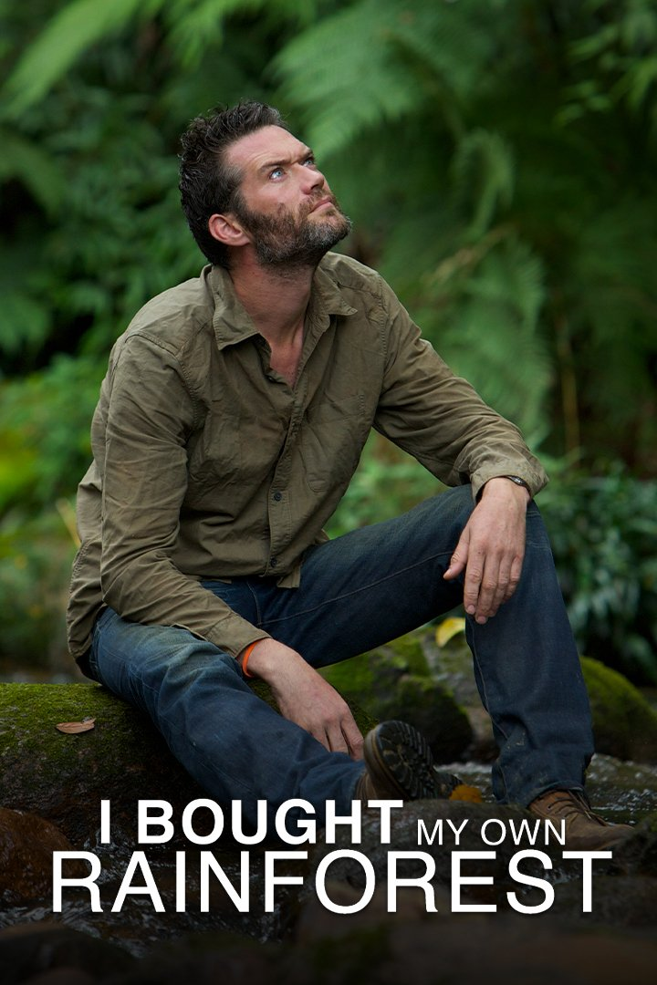 I Bought My Own Rainforest on BritBox UK