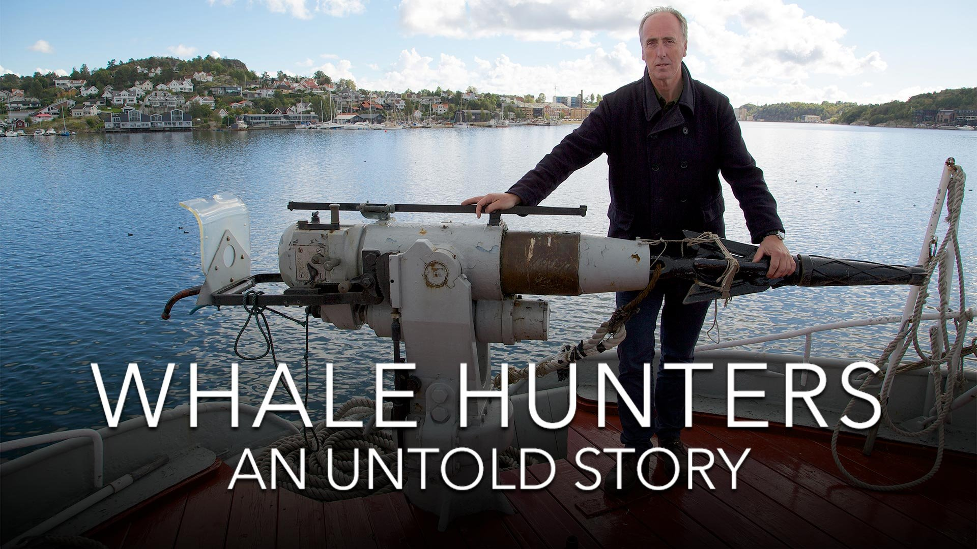 Whale Hunters: An Untold Story on BritBox UK