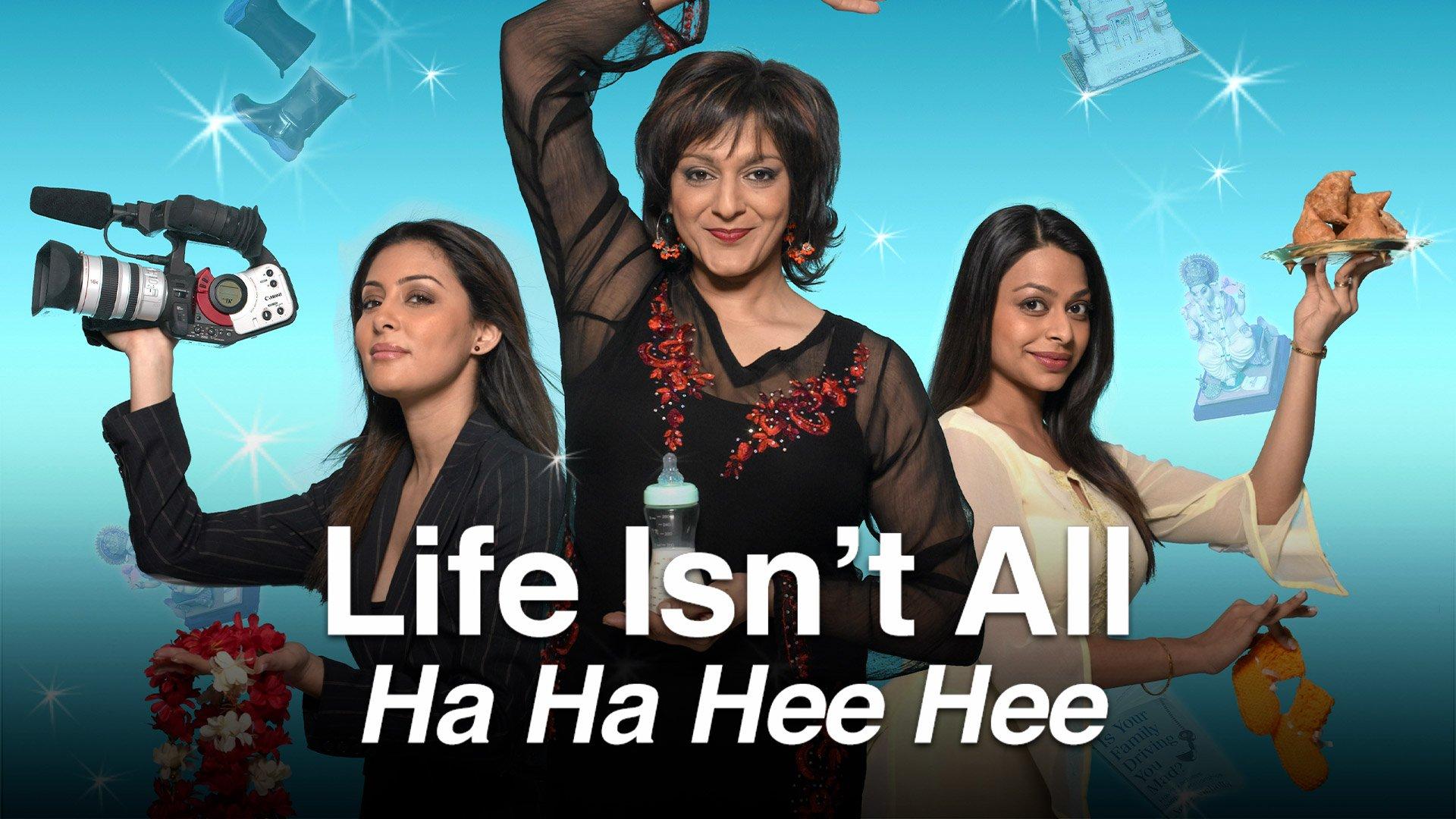 Life Isn't All Ha Ha Hee Hee on BritBox UK