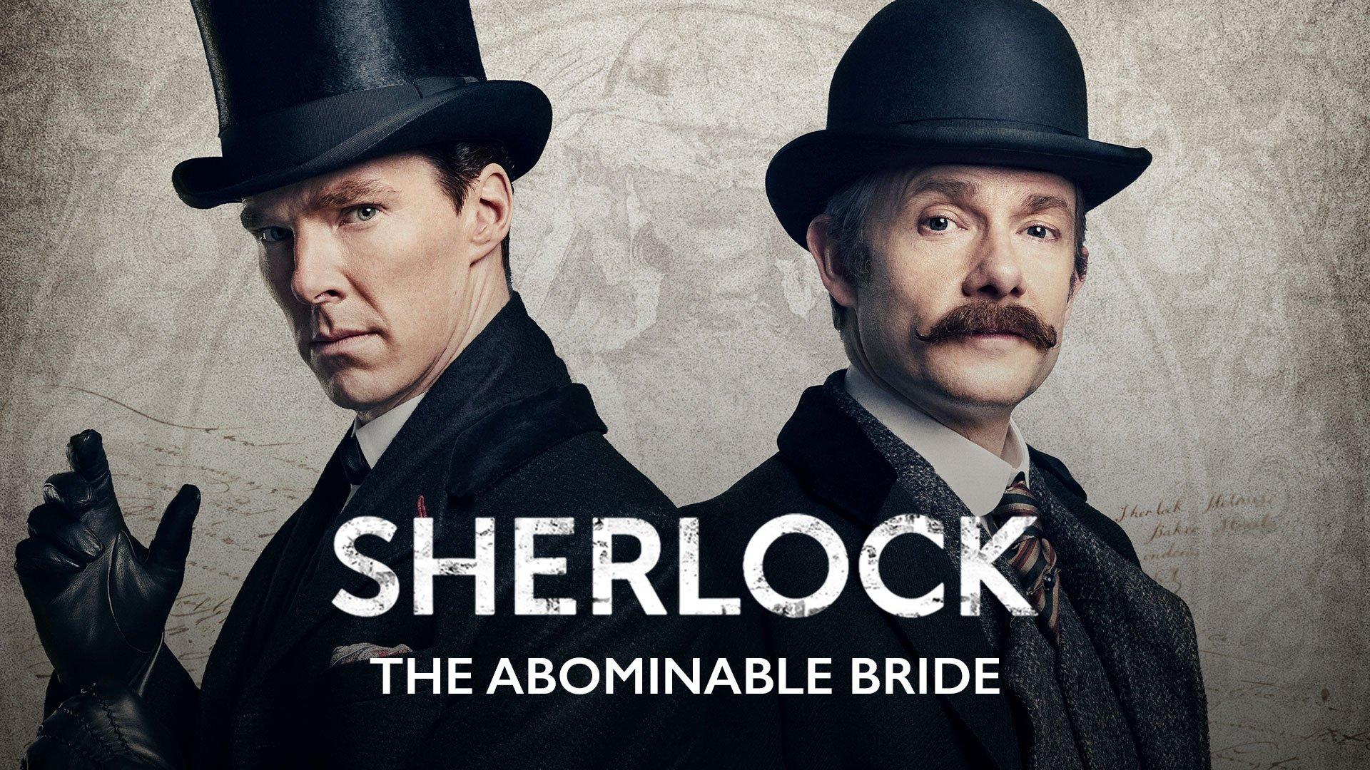Sherlock: The Abominable Bride on BritBox UK