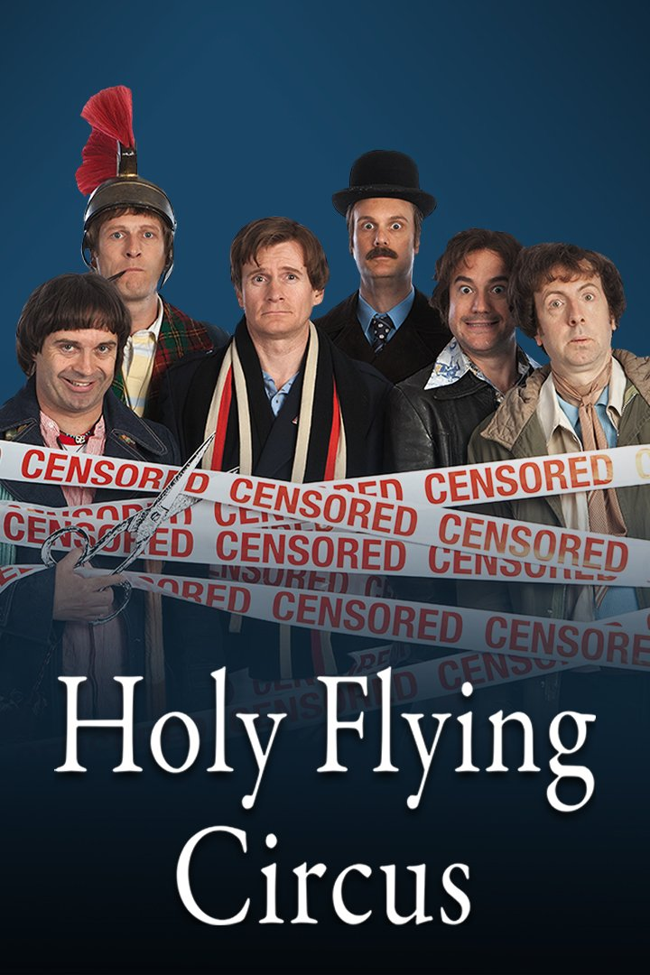 Monty Python: Holy Flying Circus