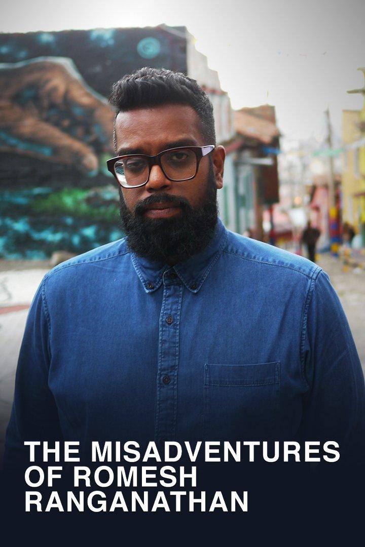 The Misadventures of Romesh Ranganathan on BritBox UK