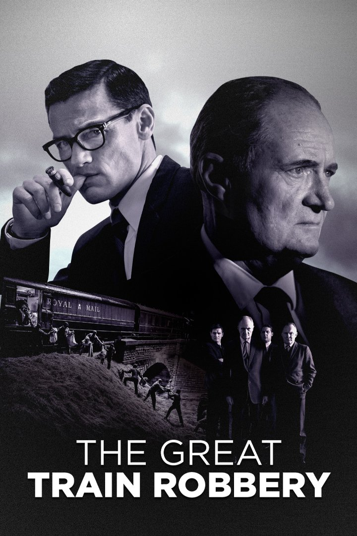 The Great Train Robbery on BritBox UK