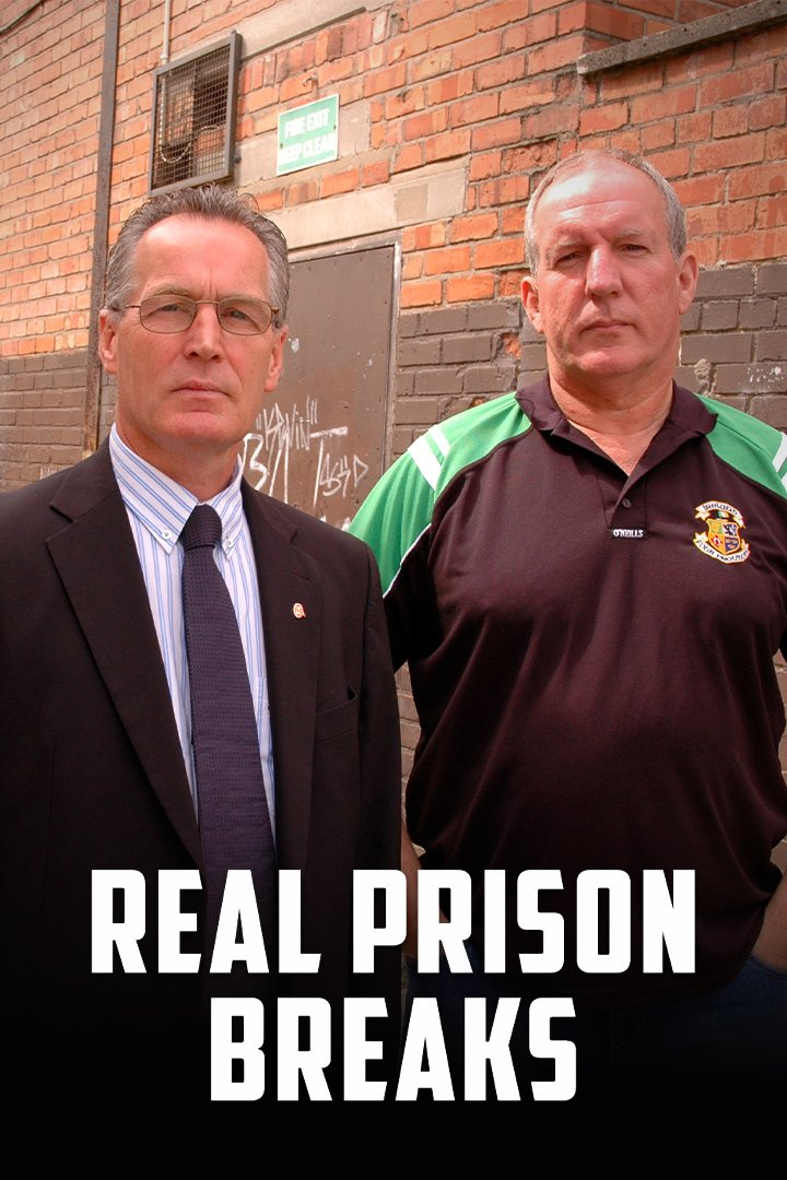 Real Prison Breaks on BritBox UK
