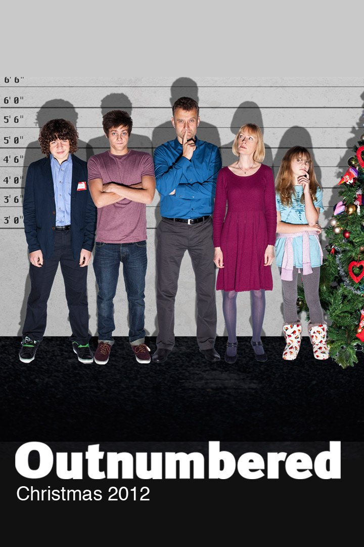 Outnumbered Christmas Special 2012