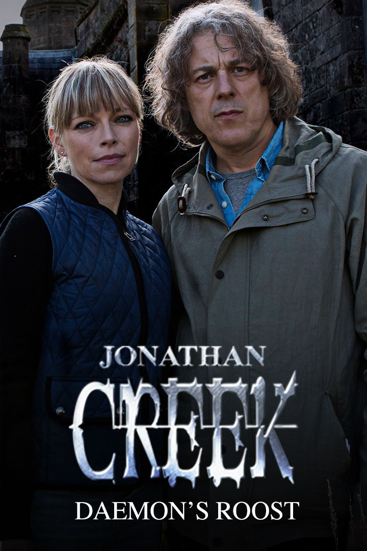 Jonathan Creek Christmas Special 2016: Daemon's Roost