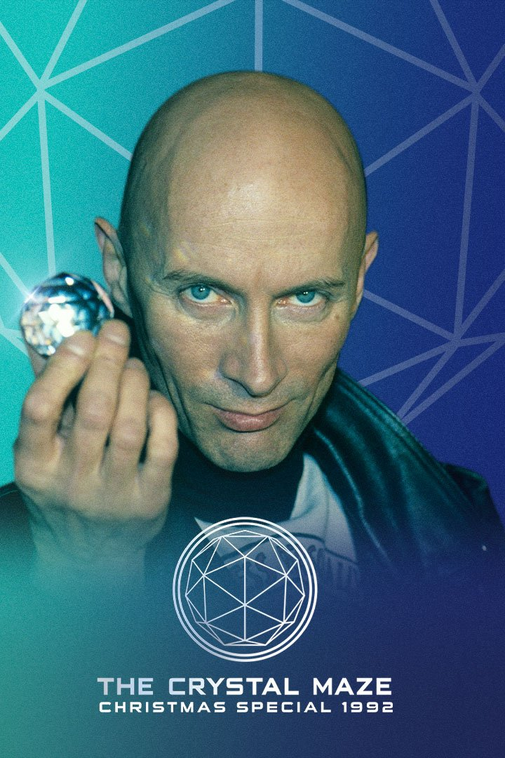 The Crystal Maze Christmas Special 1992