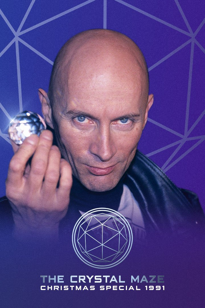 The Crystal Maze Christmas Special 1991