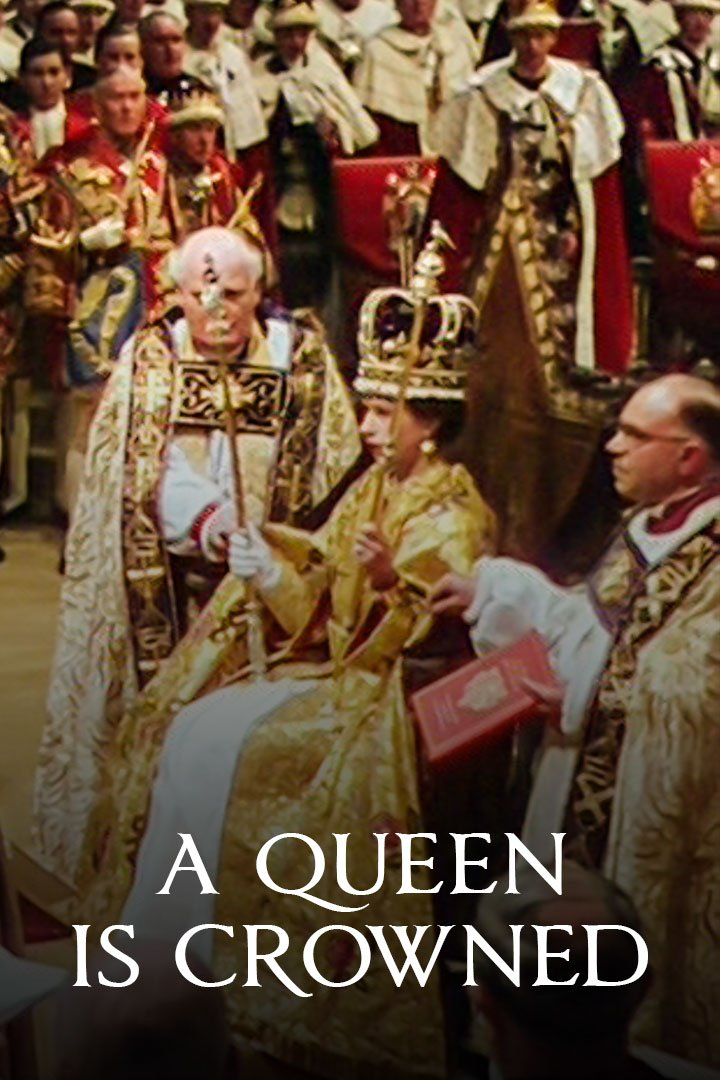 A Queen Is Crowned on BritBox UK