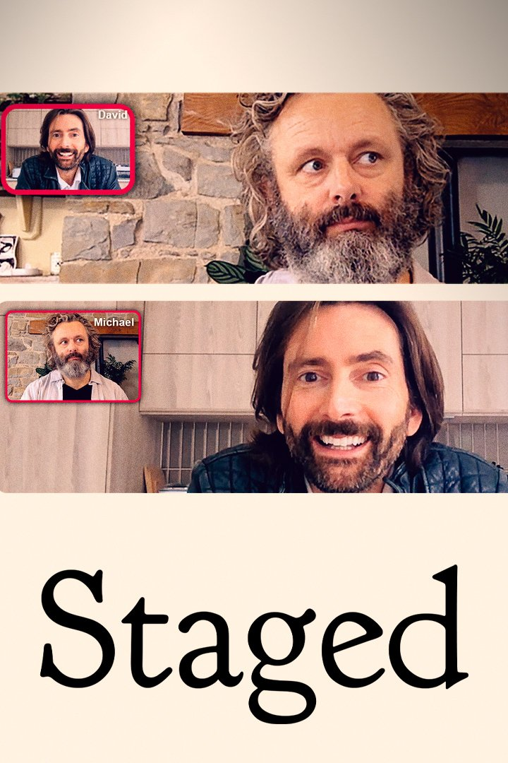 Staged on BritBox UK