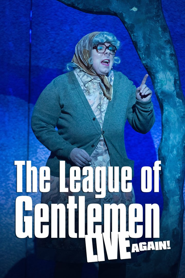 The League of Gentlemen: Live Again 2018