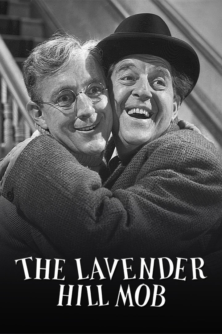 The Lavender Hill Mob on BritBox UK