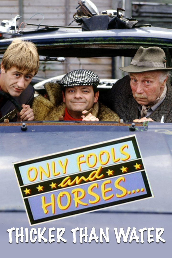 Only Fools and Horses Christmas Special 1983: Thicker Than Water on BritBox UK