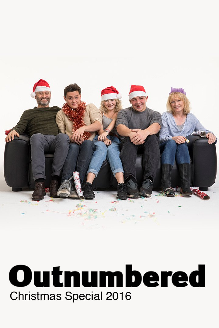 Outnumbered Christmas Special 2016