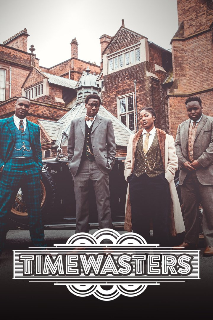 Timewasters on BritBox UK