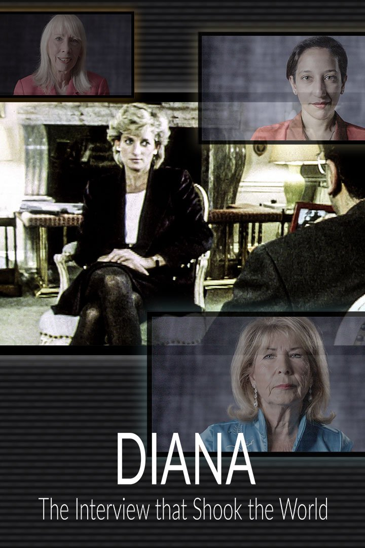 Diana: The Interview that Shook the World on BritBox UK
