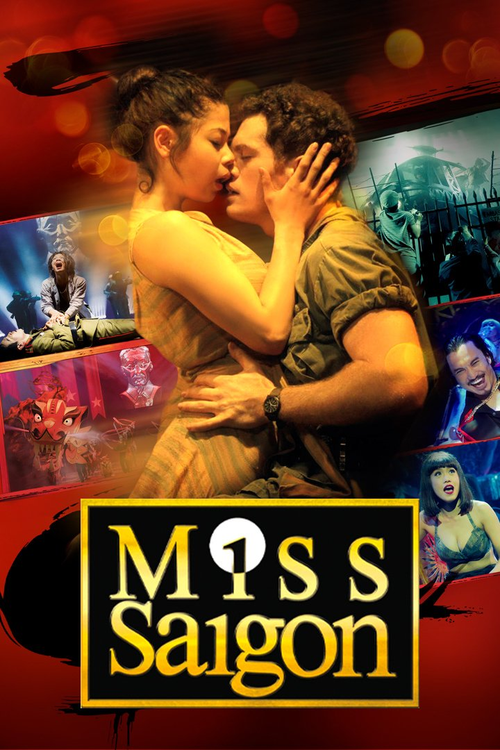 Miss Saigon: 25th Anniversary Performance on BritBox UK